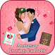 Anniversary Greetings Cards by Daily Social Apps