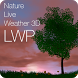 Nature Live Weather 3D LWP by Sergey Abadzhev