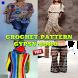 Crochet Pattern Gypsy Boho by newerica