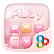 Abby GO Launcher Theme by Freedom Design
