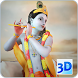 3D Krishna Live Wallpaper by Just Hari Naam