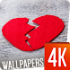 Broken Hearts Wallpapers 4K by Ultra Wallpapers