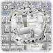 King Silver Crown Keyboard by The Best Android Themes