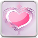 Pink Hearts Live Wallpaper by Creative Factory Wallpapers