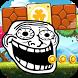 Troll - Adventures 2 Super Troll Face Adventures by HYDEV Inc LLC