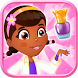 Nail design little doctor by Butterfly games