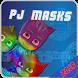 PJ Run Masks Super Adventures