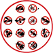 Anti Insects Repeller Simulator