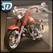 3D Super Bike Parking Game