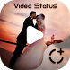 Video Song Status For Whatsapp (Lyrical Video) by Creative photo art