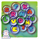 Bubble Words Kids Learning by PYNTAIL