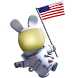 Rabbids Space Jump by BLGSLDEV