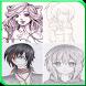 Anime Manga Drawing Tutorial by CincopaApps