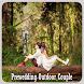 Prewedding Outdoor Couple by bashasha