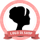 Desain Logo Olshop by Totoro Dev