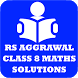 RS Aggarwal Maths Class 8 Solutions by Zeal Technologies Pvt.Ltd