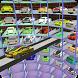 Multi-Level Underground Car Parking Driving School by crushiz
