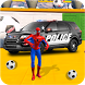 Superheroes Police Car Stunt Top Racing Games by Let's Game