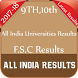 All India Boards,Universities 9th 10th fsc result