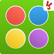Learning colors for toddlers by 2bros - games for kids