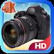 DSLR Camera 4K Ultra HD by Studio Dev inc