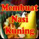 Resep Nasi Kuning Gurih Enak by vrcreative