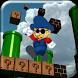 Super Man Pipe Fireball by The Super World Adventure Game
