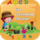 Kids Learning App: learn English kids - kids game by alpha team