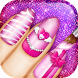 Cute Nail Art Designs Game 3D by BEAUTY LINX