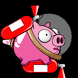 Gravity Pig-Impossible Mission by David Monical