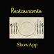 ShowApp Restaurante by AppCanaria