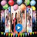Happy Birthday Video Maker by Geekapps2017