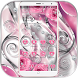 Pink Rose Love Diamond Theme by Beauty Die Marker