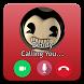 Video Call Prank Bendy by prankpippo