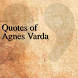 Quotes of Agnes Varda by The QuotesTeam