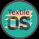 [Substratum] TextileOS Theme by Haritsah Dany Fradika