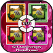 Gif Happy Anniversary Photo Frame 2018 & GIF Maker by New Media Store