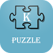 2048 puzzle A to K game by Masmob