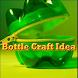 Bottle Craft Idea by delisa