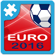 Euro 2016 game: Logo Puzzle by MadRabbit