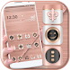(FREE) Rose Gold Luxury Launcher Theme by ChickenAnt Themes