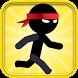 Ninja Vector Parkour by H.K Studio