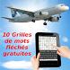 Mots Fléchés Gratuits Avion by Aragon-Soft