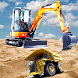 City Excavator Construction : Crane Truck Sim by Game Japa