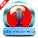 Estaciones de radio de mexico by dev up