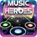 Music Heroes: New Rhythm game by Adv Tech LTD