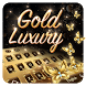 Gold Luxury Butterfly Theme