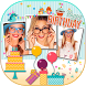 Birthday Photo Collage 360 by Photo Collage Photo Editor