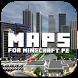 City Maps for Minecraft by bessonom