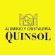 ALUMINIO Y CRISTALERIA QUINSOL by SEDINFO